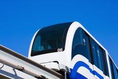 Train monorail Stock Image