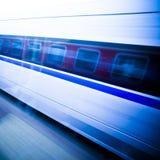 Train Motion Blur Royalty Free Stock Photo