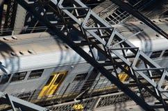 Free Train On Bridge Royalty Free Stock Photos - 28377308