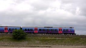 Train pan Stock Image