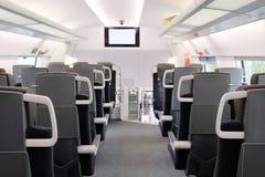 train passenger coach Stock Images