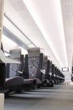 train passenger coach Royalty Free Stock Photography