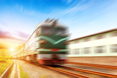 Train Royalty Free Stock Photo
