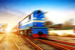 Train Royalty Free Stock Image
