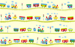Free Train Pattern Stock Photos - 7738393