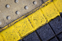 Train Platform Stock Photography