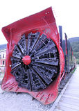 Train Propeller Royalty Free Stock Photos