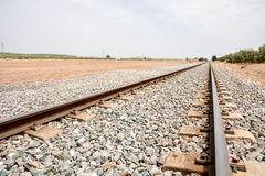 Train Rail Road Royalty Free Stock Image