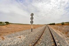 Train Rail Road Stock Photo