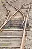 Train railroad Stock Photos