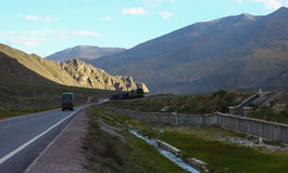 Qinghai-Tibet Railway Stock Photos