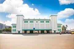 Train or Railway station, Pnom Penh, Cambodia. Royalty Free Stock Photography