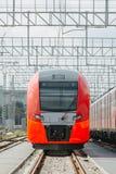 Train rapide Photographie stock