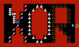 Train, retro style game pixelated graphics. Train, retro old style game pixelated graphics Royalty Free Stock Photos