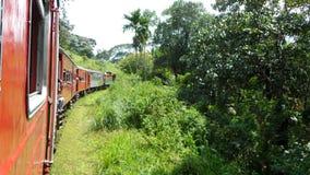 The train ride Stock Image