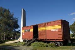 Train, Santa Clara, Cuba Stock Photography
