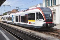 Train of SBB Royalty Free Stock Photo