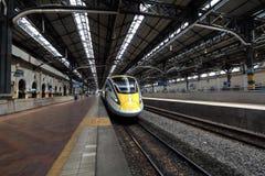 Train service in Kuala Lumpur, Malaysia - Series 2 Stock Photo