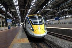 Train service in Kuala Lumpur, Malaysia - Series 3 Stock Photography