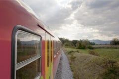 Train Slovenia Stock Image