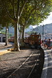 Train of Soller Stock Images