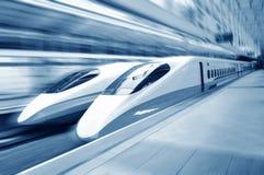 Free Train Speeding Stock Photography - 21753742