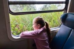Train in Sri Lanka stock photography