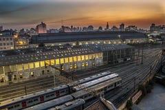 Free Train Station Royalty Free Stock Image - 108655806
