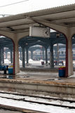 Train station Royalty Free Stock Images