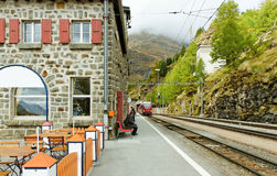 Train station. stock photos