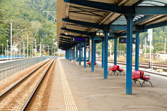 Free Train Station Royalty Free Stock Photos - 35202168