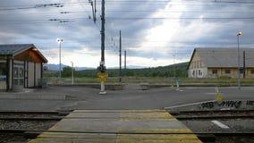 Train station Royalty Free Stock Photos