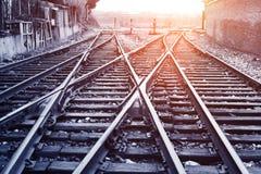 Train Station Stock Image