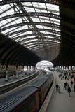 Train station. Of York, England royalty free stock photos