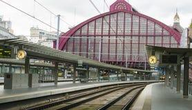 Train station Stock Photography