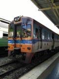 The train station of Bangkok Royalty Free Stock Image