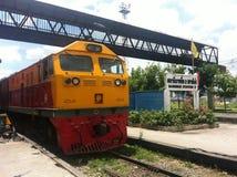 Train station. Bangsue train station ,Bangkok Thailand Royalty Free Stock Photo