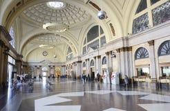 Train station, Barcelona Royalty Free Stock Photography