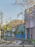 Train Station in Buenos Aires Argentina Stock Photography
