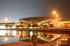 Train station, Dubai Royalty Free Stock Images