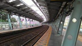 Train station. Futuristic train station taipei stock images