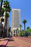 Train station in Los Angeles. California. USA Stock Photos