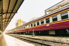 Train station. Major train station in bangkok Thailand Royalty Free Stock Image