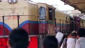 Train Station. stock video