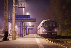 The train station Royalty Free Stock Images
