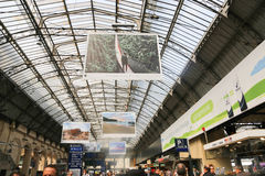 Train station - Paris Stock Photography