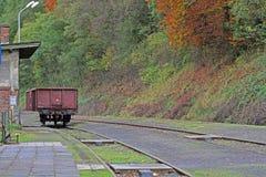 Train station Royalty Free Stock Photo
