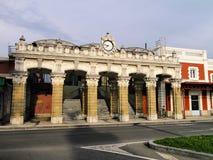 Train Station in San Sebastian Royalty Free Stock Image