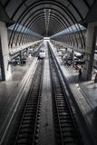 Train station Santa Justa, Sevilla Royalty Free Stock Image