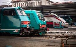 The train station Santa Lucia, Venice Stock Image